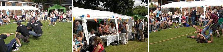 Village Fete Picture Gallery - Photos by Alex Grundy